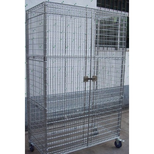 Stainless Steel Security Rack-500x500