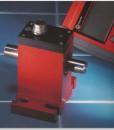 BLRTSX-RAU Brushless Rotary Torque & Angle Shaft Sensor with Mounting Base