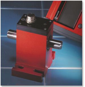 BLRTSX-RAU Brushless Rotary Torque & Angle Shaft Sensor with Mounting Base 1