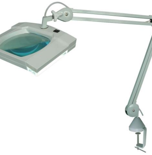 Rectangle Magnifying Lamp