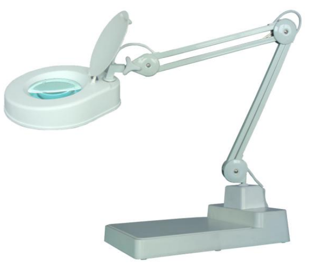 Table Top Magnifying Lamp Easy To Move Better Vision